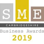 SME Cambridgeshire Business Award 2019