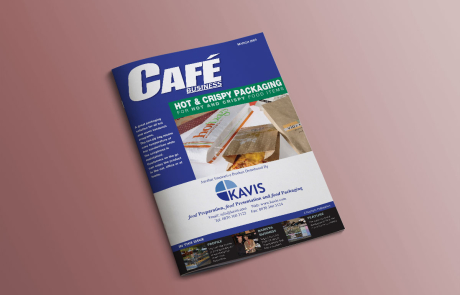 Café Business magazine