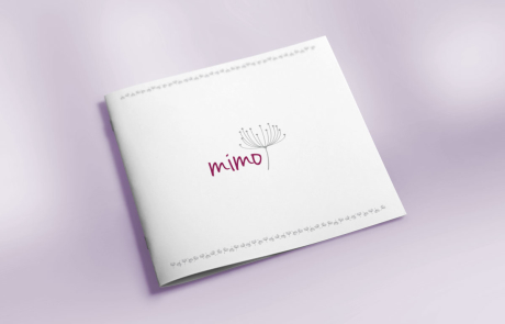 Mimo brochure cover