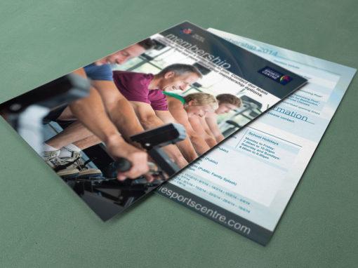 Truro School Sports leaflet