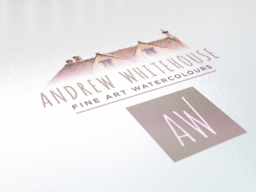Andrew Whitehouse brand development