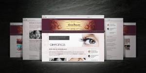 Venia Beauty website by Buffalo Media