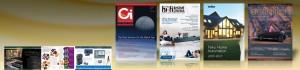 Buffalo Media magazine design