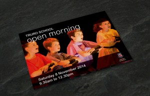 Truro School Open Morning Guide A5 cover