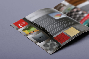 Formica brochure pages