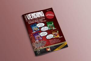 Autovending magazine cover