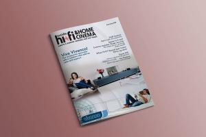 Inside Hi-fi magazine cover