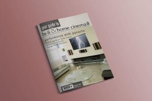 Your Guide to Hi-fi & Home Cinema magazine cover