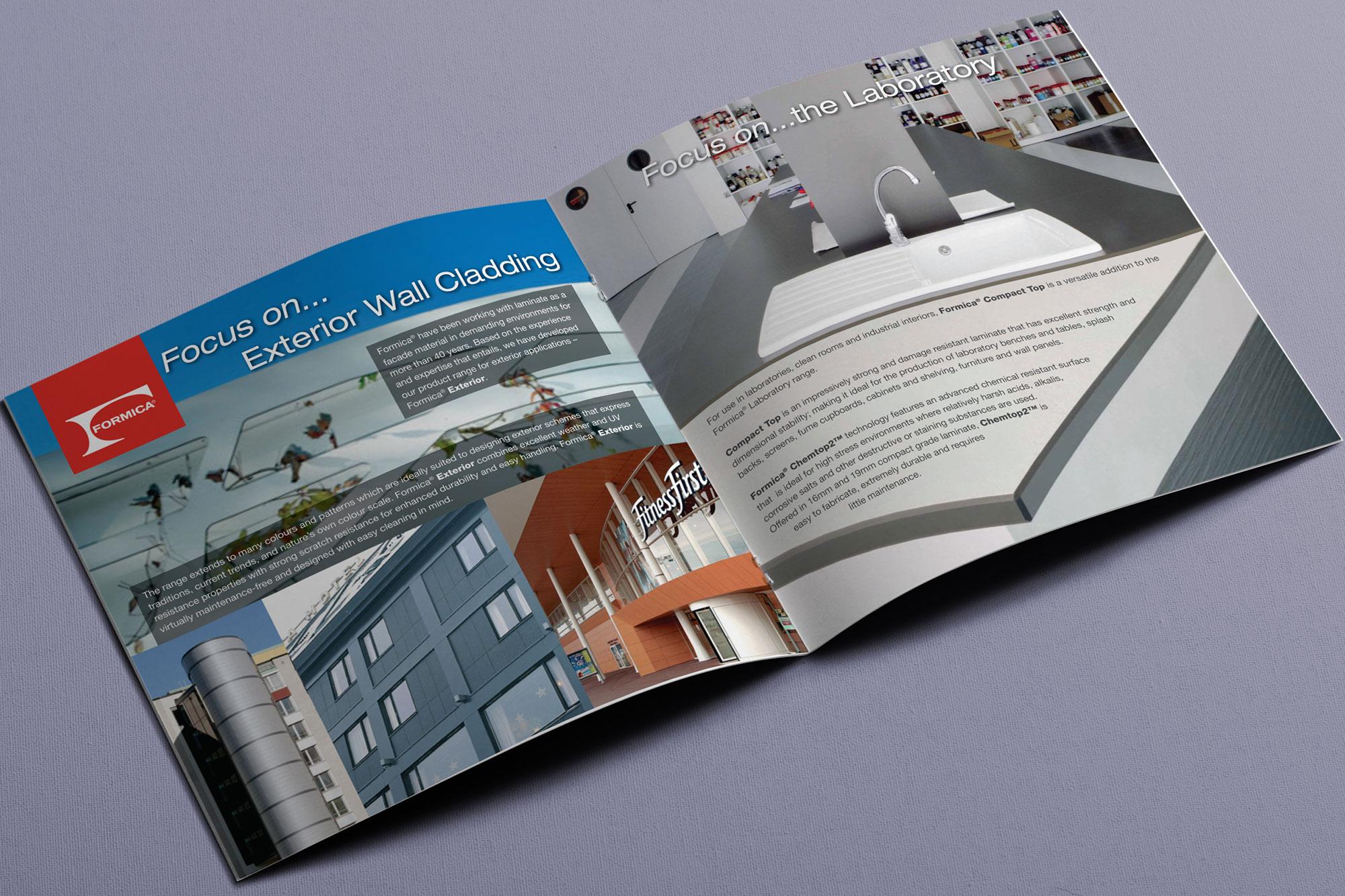 Formica brochure