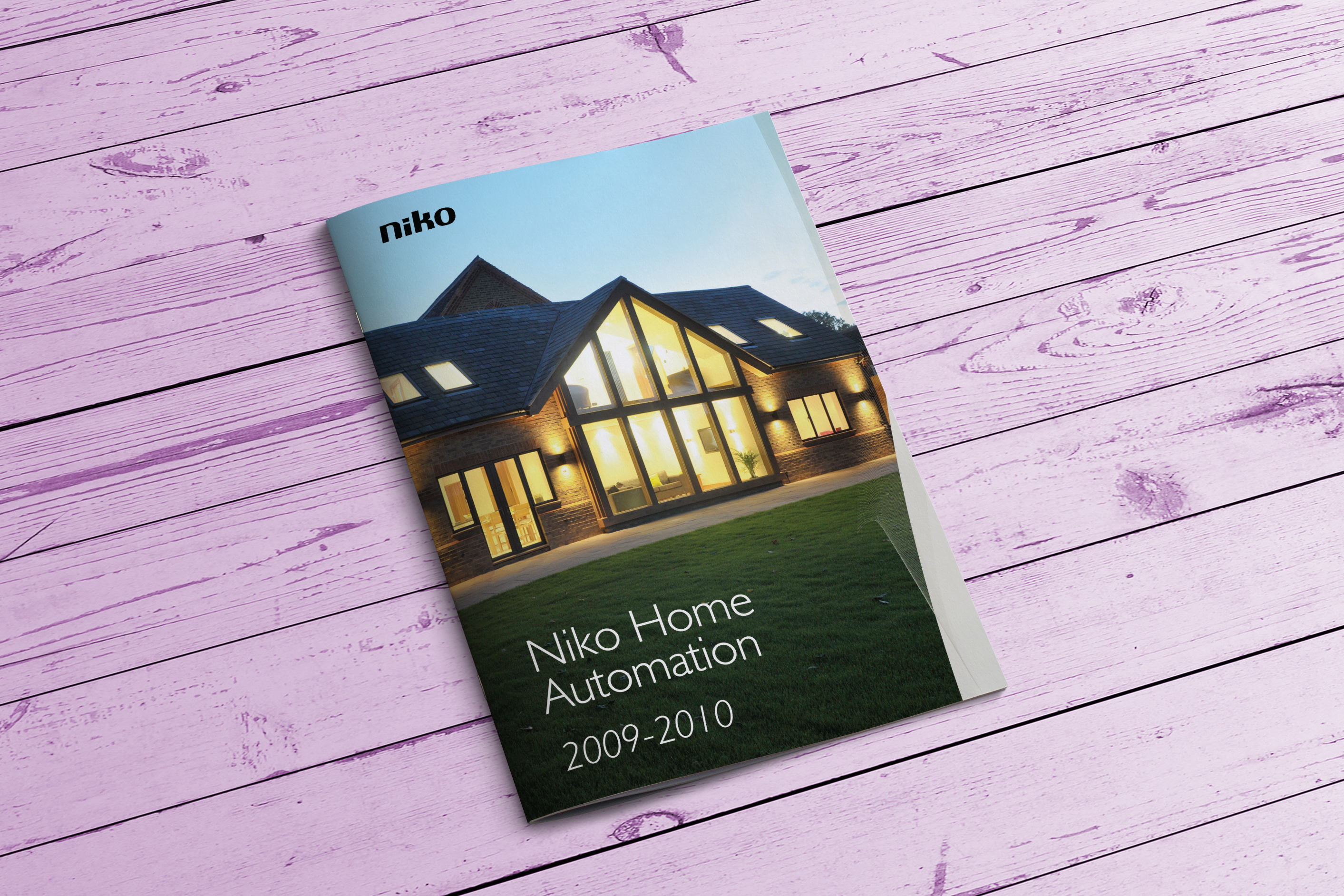 Niko Home Automation catalogue